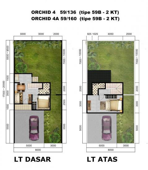 citra indah city cluster orchid  58310168