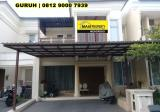 RUMAH RENOV, FULL FURNISH, CLUSTER SHEFIELD BSD, SIAP HUNI