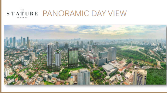 The Stature jakarta Panoramic day view 86707603