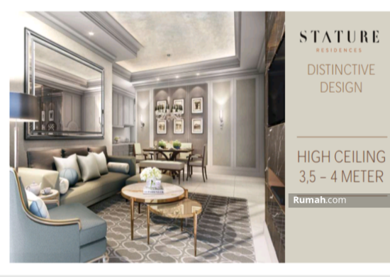 The Stature jakarta High Ceiling 86709418
