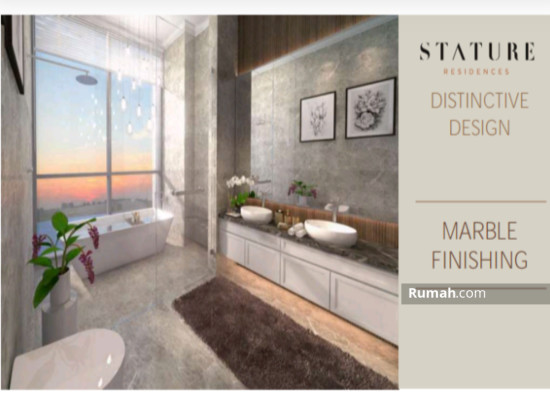 The Stature jakarta Marble Finishing 86709420