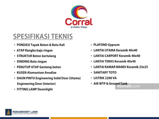 Coral by Paramount Land  89379536