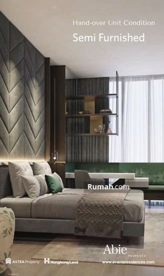 APARTEMEN AVANIA SEMI FURNISHED   97235433