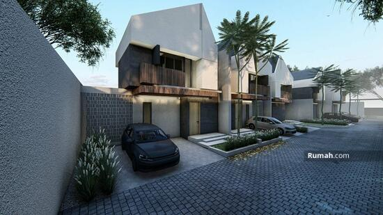 Aesthetic Home exclusive modern living house  101583674