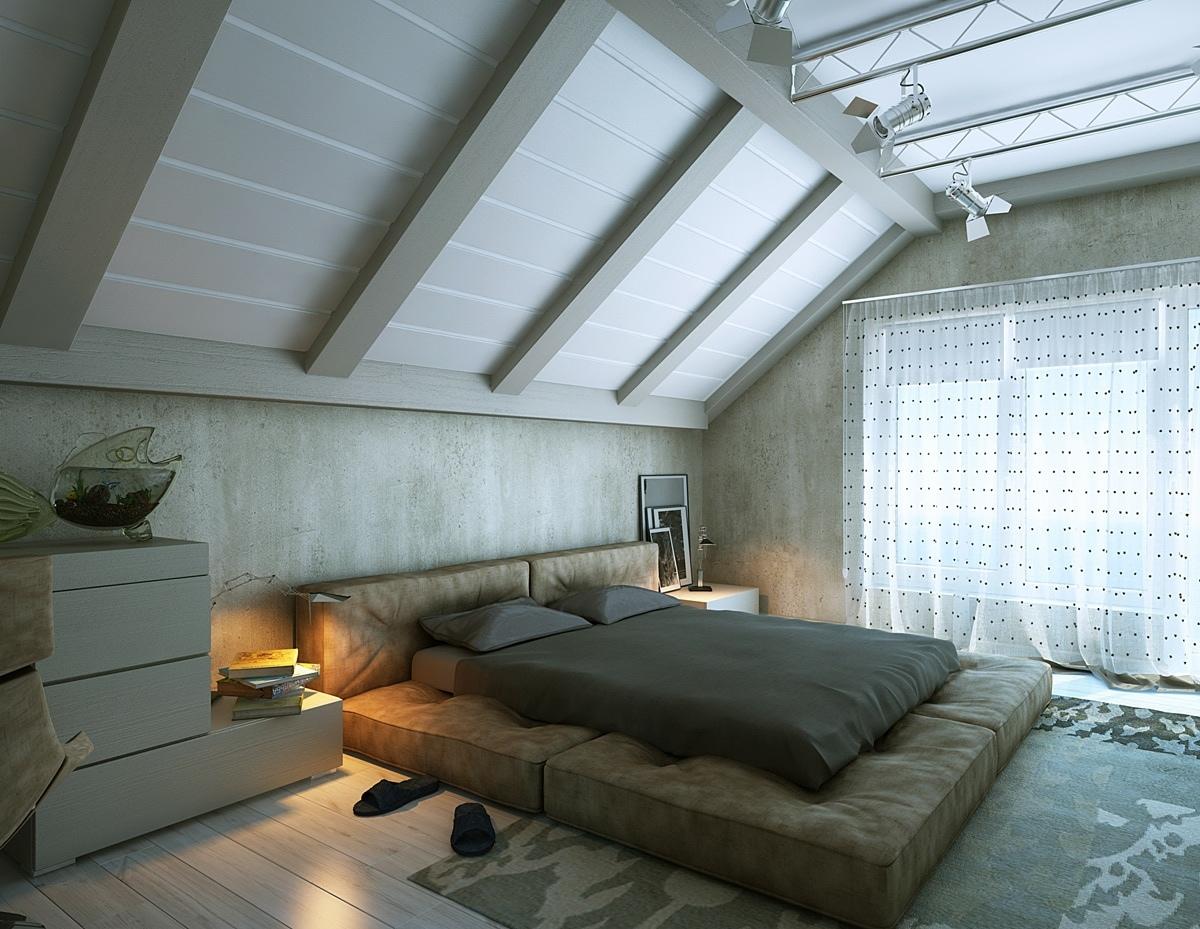 Ada Loteng Di Rumah Ini Cara Memanfaatkannya Rumah Dan Gaya