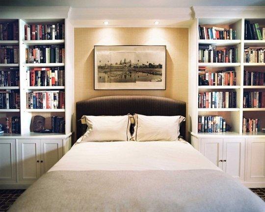 4 Tips Mudah Menata Perpustakaan Mini Rumah Dan Gaya Hidup Rumahcom