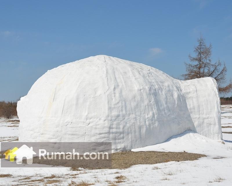 ini dia fakta rumah igloo milik kelompok eskimo