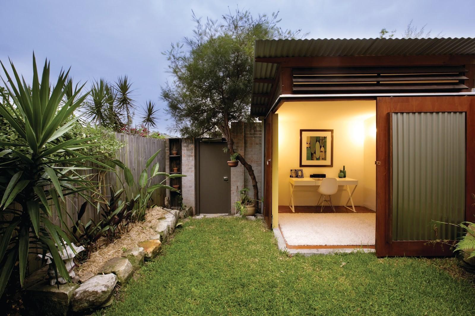 Trik Membuat Taman Sempit Terasa Menyenangkan Rumah Dan Gaya Hidup