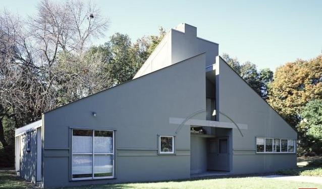 Mengenal Karateristik Desain Postmodern Rumah Dan Gaya Hidup
