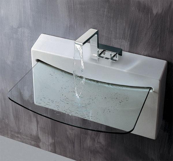 Percantik kamar mandi dengan empat wastafel berikut rumah dan gaya hidup - Wastafel originele ...