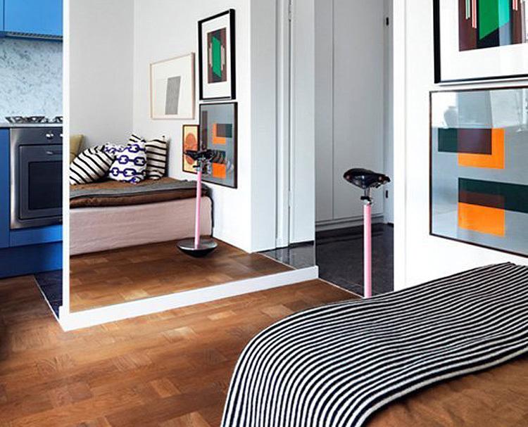 10 Cara Menyekat Ruangan Mungil Di Rumah Rumah Dan Gaya Hidup