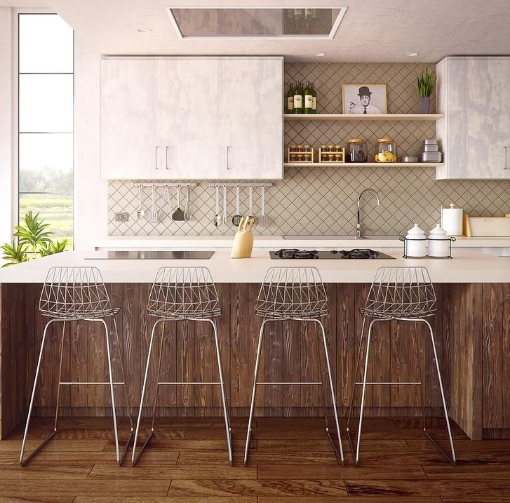 Ini Tips Mendesain Dapur Dan Kitchen Set Yang Benar Rumah Dan Gaya