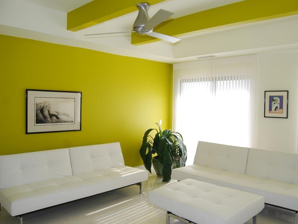 8 Ide Mendekor Rumah dengan Warna Neon