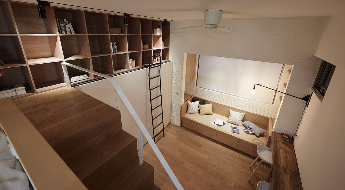 referensi design interior apartemen 2br design interior apartemen Ide Maksimalkan Ruang Apartemen Tipe Studio