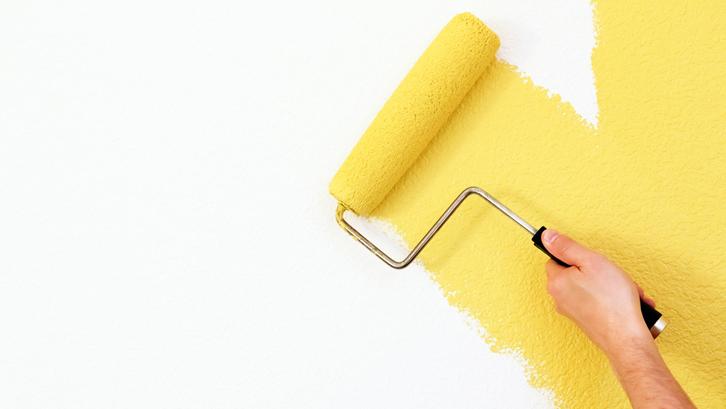begini cara mengaplikasikan warna kuning di rumah rumah dan gaya hidup. Black Bedroom Furniture Sets. Home Design Ideas