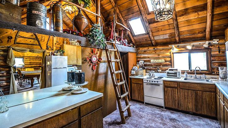 5 Trik Membuat Dapur Rustic Rumah Dan Gaya Hidup Rumah Com