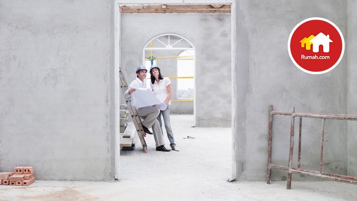 beli rumah, cek kualitas bangunannya