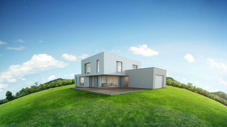 Ide Desain Rumah Asri Rumah