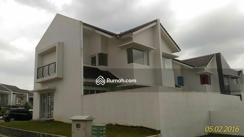 Tampak Samping Royal Tajur Residence Jalan Depan Rumah