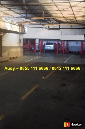 Bengkel Mobil Jepang di Jalan Garuda Kemayoran, Jln. Garuda Kemayoran ...