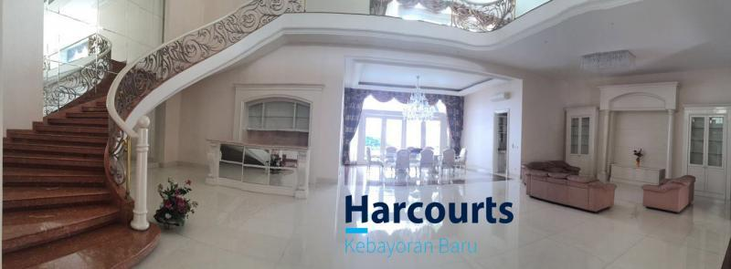 Rumah Mewah Design Interior di Pondok Indah, Pondok Indah ...