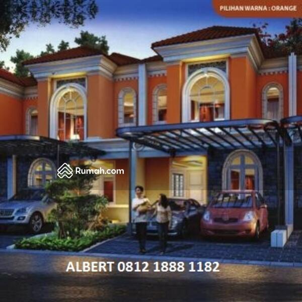 Gambar Contoh Rumah Minimalis Cluster  rumah dijual cluster la seine model minimalis