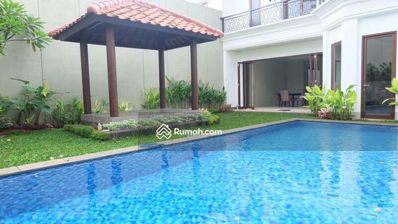 lt500 lb600 rumah baru mewah asri private pool dekat