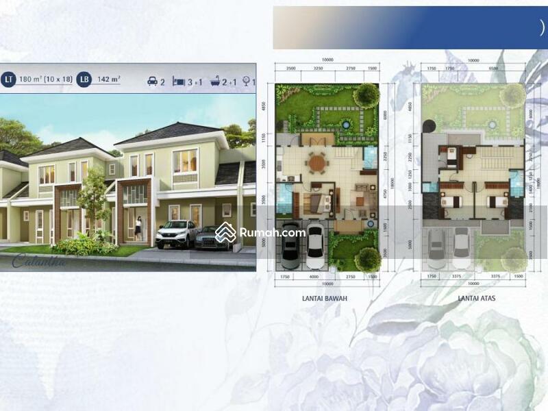 Rumah dijual new cluster chiara di suvarna sutera for Terrace 9 suvarna sutera