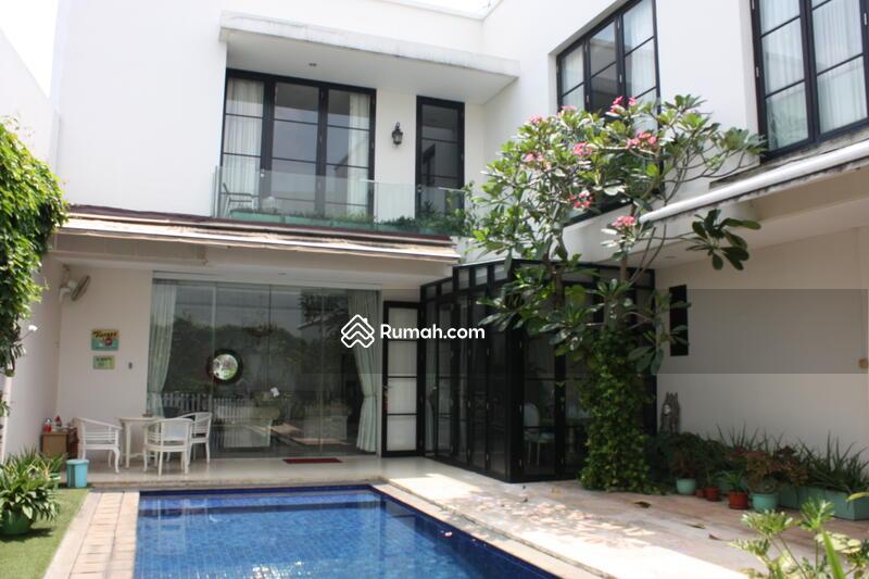 Rumah Mewah di Kemang Dijual Fully Furnish #96460629
