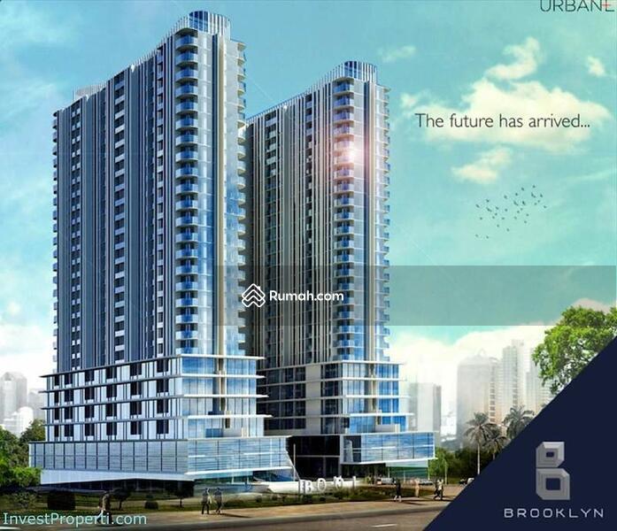 Ikea Indonesia Alam Sutera Tangerang: Dijual 1 Bedroom Apt Brooklyn Alam Sutera, Pakualam, Alam