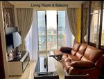Menteng Park Apartemen, Penthouse 2br, semiprivate lift, good unit, nice view, fullfunrished.