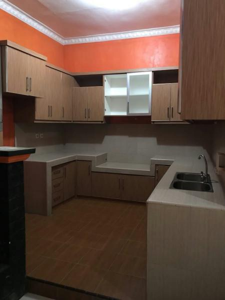 Rumah Minimalis 2 Lantai 1 1m Plus Kitchen Set Poris Indah Poris