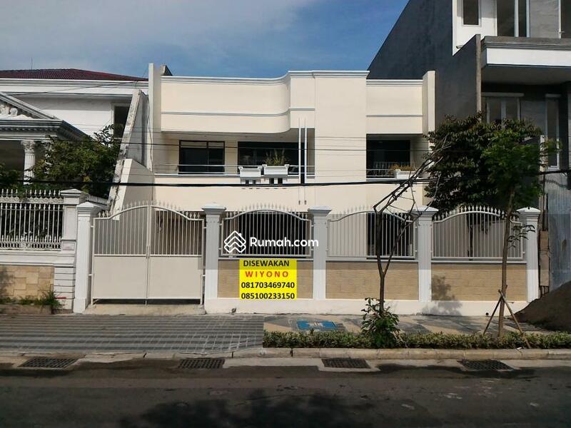 Rumah Disewakan Disewakan Rumah 2 Lantai Di Raya Dharmahusada Indah