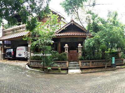 Dijual - Dijual RUMAH KLASIK ARTISTIK JOGLO Full Jati Ukiran dan Furnished dg Perabotan Spektakuler di Bekasi
