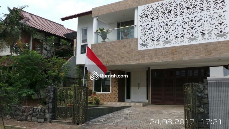 Rumah Elite Pantai Mutiara Lt 450m2 Siap Huni Harga Nego Jl