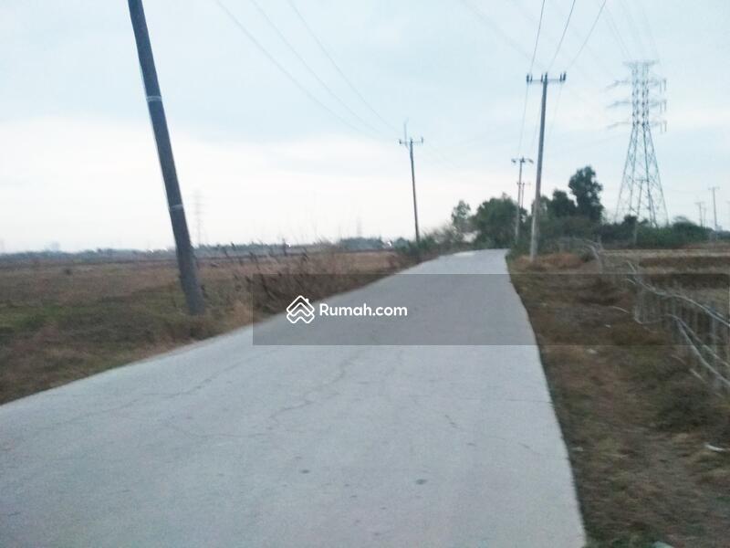 jalan depan lokasi tanah