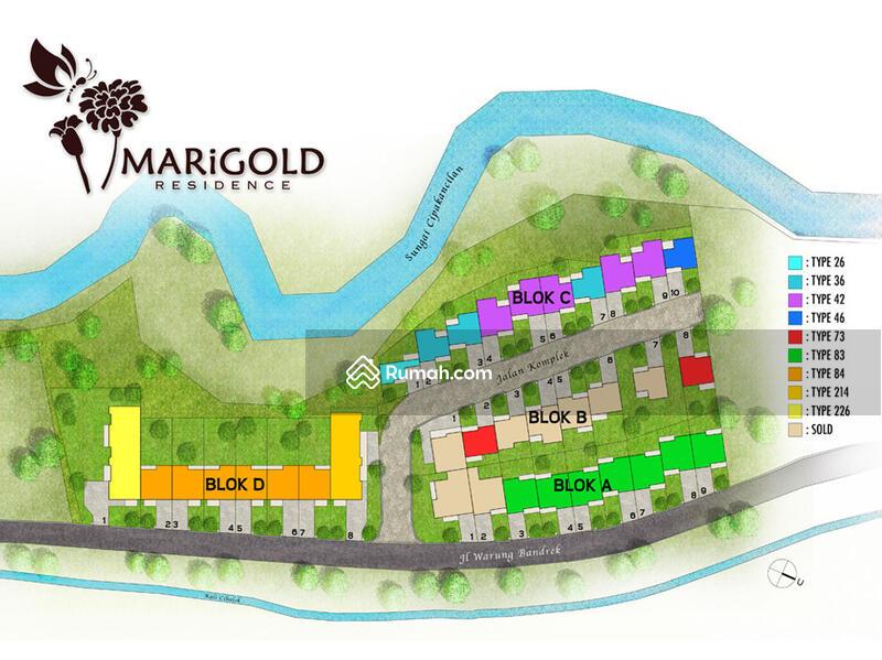Rumah Minimalist Tipe 36 Shm Strategis Tengah Kota Bogor Warung