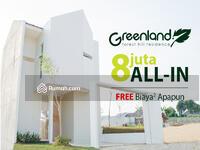 Dijual - 8jt ALL-IN | Greenland Forest Hill Residence - Bogor
