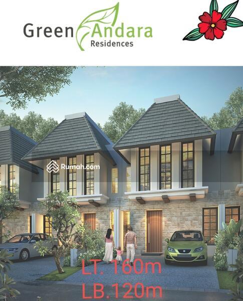 Green Andara Residence Jl Andara No 17 Pondok Labu Pondok Labu Jakarta Selatan Dki Jakarta 4 Kamar Tidur 120 M Rumah Dijual Oleh Diah Rp 4 2042 M 16130598