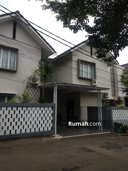 Rumah Townhouse #89590037