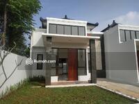 Dijual - Rumah Cibubur Gaya Bali Gratis Pajak dan Notaris 5 Menit ke Tol