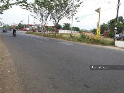 Dijual - Dijual Tanah dengan lokasi strategis, bebas banjir di Purwokerto