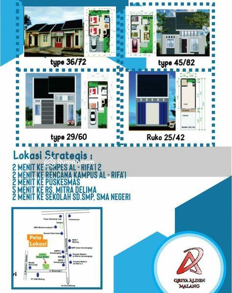 Rumah Syariah Murah Di Malang, Cuma 5 Menit Dari RS Mitra Delima #88958775