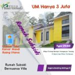 Villa Bukit Tuntang