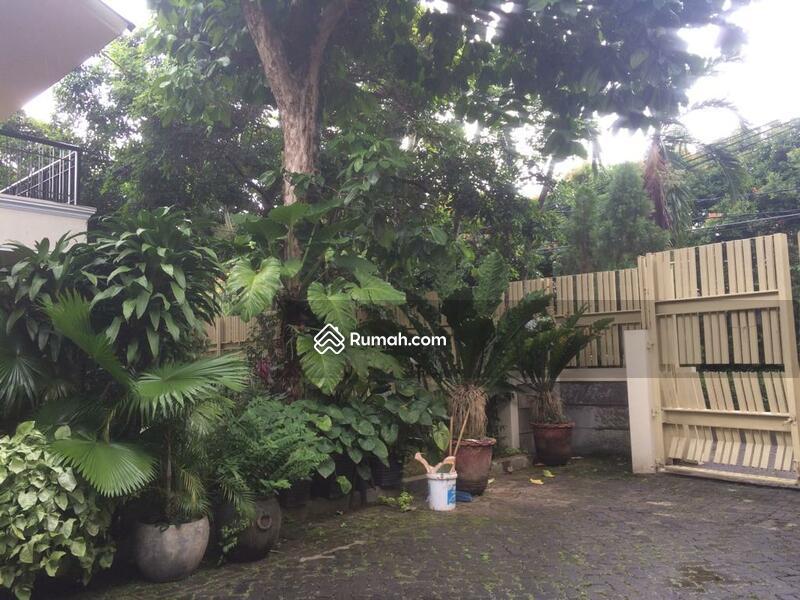 Disewakan rumah klasik asri luas di Kemang area #89384645