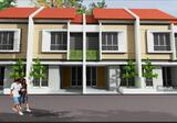 >> CLUSTER Rumah Baru Main Road A.H Nasution, Developer Kembar Mas Group
