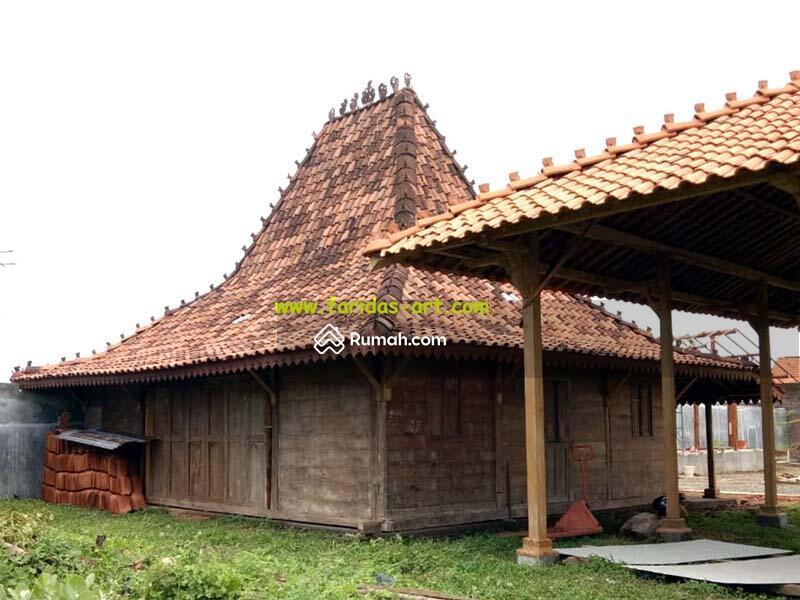 Rumah Tua Joglo Soko 16 Antik Kuno, Tumpangsari Polos, Gebyok Keliling #89726855