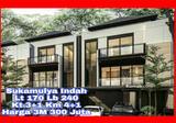 Dijual Rumah BARU Pusat Kota Sukamulya Indah Sayap Pasteur Bandung