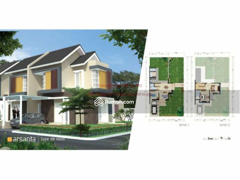 Dijual Rumah Cluster Samata Type Arsanta 2 Lantai di ,Harapan Indah Bekasi Barat MD697 #90056527
