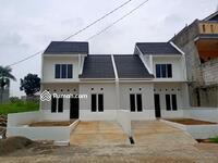 Dijual - Rumah termurah 15 menit St. Citayam Cicilan 1, 7 jt Free Biaya All in